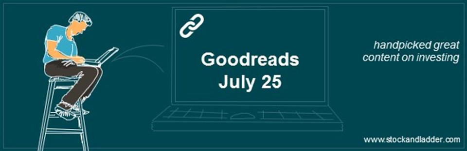 investing good reads july 25