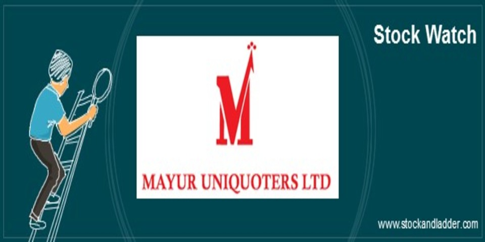 Mayur Uniquoters stock analysis
